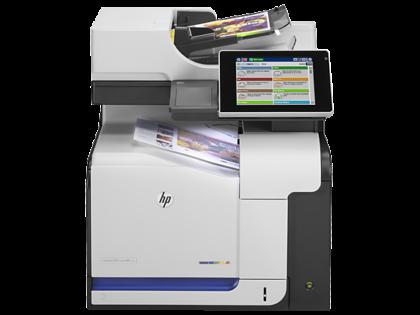 پرینتر رنگی لیزری سه کاره HP Color LaserJet CM3530 MFP series