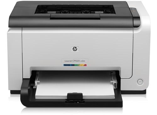 HP LaserJet Pro CP1025 Color Driver Windows 10