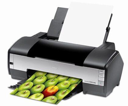 پرینتر جوهرافشان A3 زن اپسون Epson Stylus Photo 1410 Photo Printer