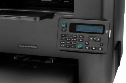 ليزري اچ پي مدل LaserJet Pro MFP M 225 DN 3 1