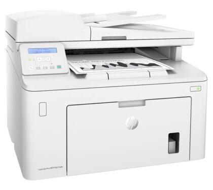 پرينتر سه کاره ليزري اچ پي مدل HP LaserJet Pro MFP M 227 sdn