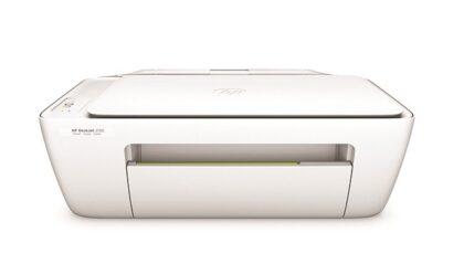پرينتر سه کاره جوهرافشان رنگي اچ پي مدل HP Deskjet 2130
