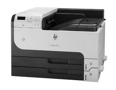 HP LaserJet Enterprise M 605 n 4
