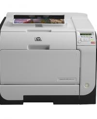پرينتر تک کاره رنگي ليزري اچ پي مدل HP LaserJet Pro400 M451nw