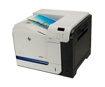 HP LaserJet Enterprise M 551 n 4