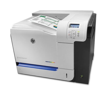 HP LaserJet Enterprise M 551 n 5 1