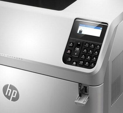 HP LaserJet Enterprise M 604 n 2