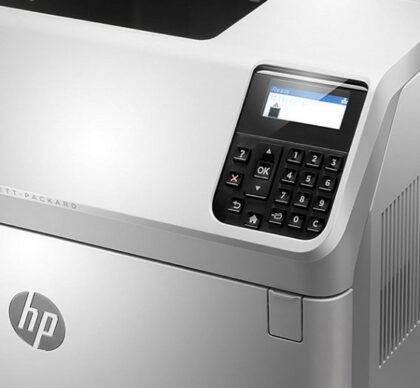 HP LaserJet Enterprise M 605 n 2