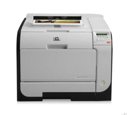 HP LaserJet Pro 400 M 451 dn 2