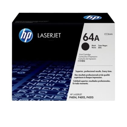 hp 64a laserjet toner cartridge