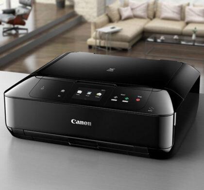 جوهرافشان سهکاره کانن مدل CANON PIXMA MG5740 چاپ عکس به صورت تخصصی 2