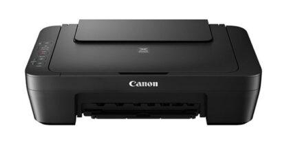 سهکاره جوهرافشان با قابليت چاپ عکس کانن مدل CANON PIXMA MG 2540 s 4