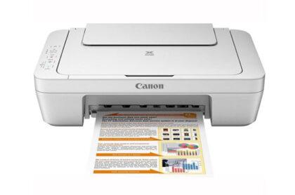 سهکاره جوهرافشان با قابليت چاپ عکس کانن مدل CANON PIXMA MG 2540 s 6