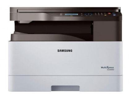 سهکاره ليزري سامسونگ مدل SAMSUNG MultiXpress K 2200 ND 5
