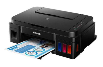 sکاره جوهرافشان سهکاره چاپ عکس کانن مدل CANON PIXMA G2400 3