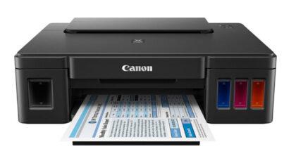 پرينتر-سهکاره-جوهرافشان-کانن-مد CANON-PIXMA-G3400 ( مخصوص چاپ عکس )