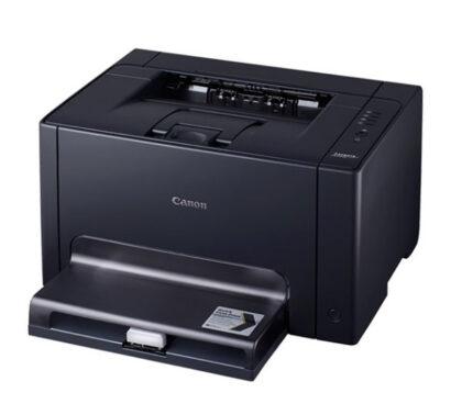 لیزری تک کاره رنگی Canon i SENSYS LBP7018C 4