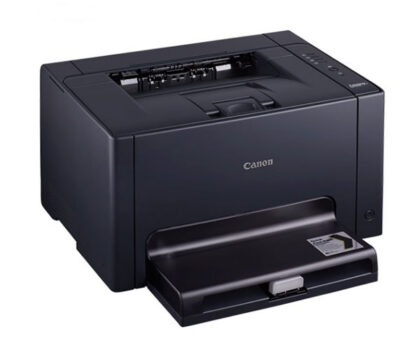لیزری تک کاره رنگی Canon i SENSYS LBP7018C 6