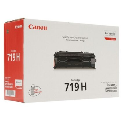 CANON 719 black