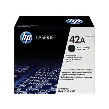 HP 42A BLACK Q5942A
