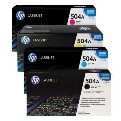 HP 504 A Black Q6471A