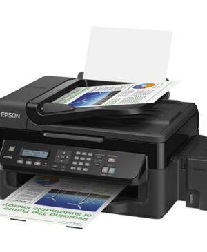 پرينتر-جوهرافشان-رنگی-چهارکارهی-اپسون-Epson-L550