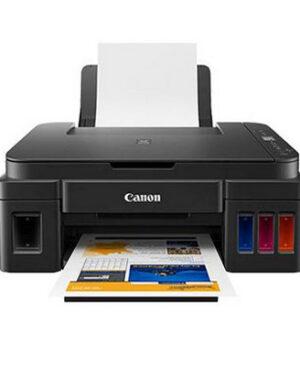 پرينتر-سهکاره –جوهرافشان-کانن-Canon-PIXMA-G3410