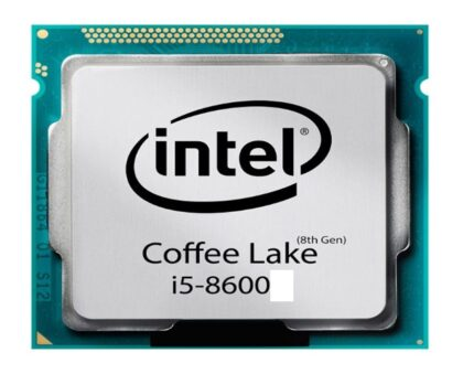 Intel-Coffee-Lake-Core i5-8600K