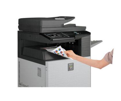 دستگاه-کپی-لیزری-رنگی-شارپ-Sharp-MX-2614N