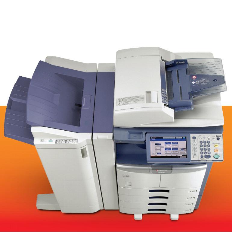 Toshiba e studio 456 photocopier 1