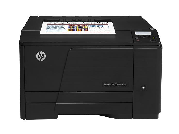 دانلود درایور پرینتر HP LaserJet Pro 200 color Printer M251n