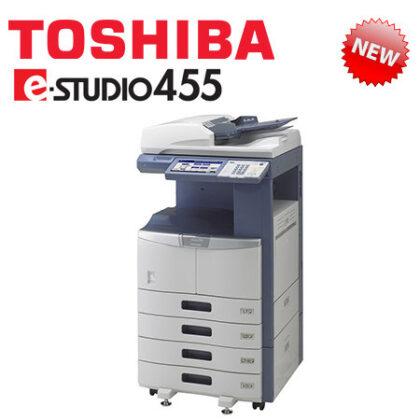 دستگاه کپی دست دوم toshiba estudio 445