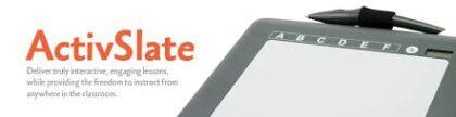 Activslate 60 برد همراه هوشمند مناسب برای مدارس و کلاس های آموزشی