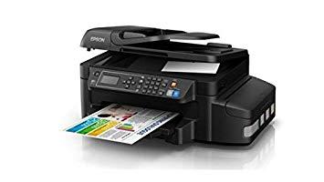 پرینتر چهار کاره رنگی جوهر افشان اپسون مدل L655 چاپ بی سیم پرینتر چهار کاره رنگی جوهر افشان اپسون مدل L655 چاپ بی سیم