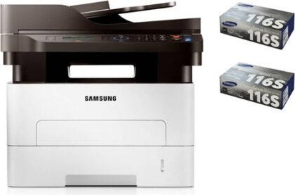 پرینتر چهار کاره لیزری سیاه سفید سامسونگ Samsung Xpress SL-M2675FN
