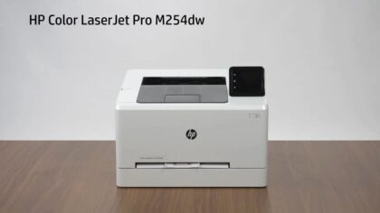 پرینتر تک کاره لیزری اچ پی مدل HP M254dw
