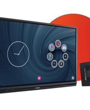 برد هوشمند لمسی پرومتین promethean activpanel Touch نمایش حرفه ای و با کیفیت