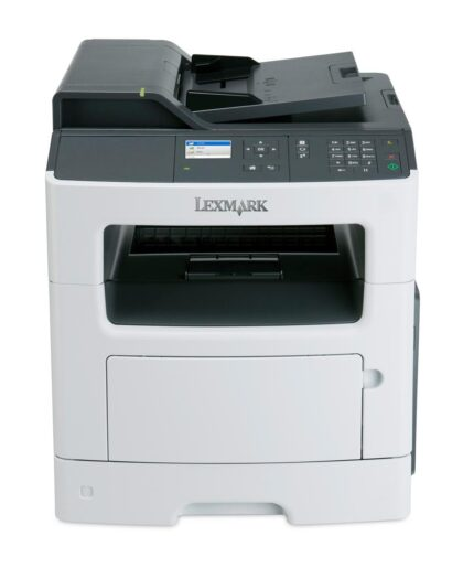 پرینتر چهار کاره سیاه و سفید لکسمارک مدل Lexmark mx317dn
