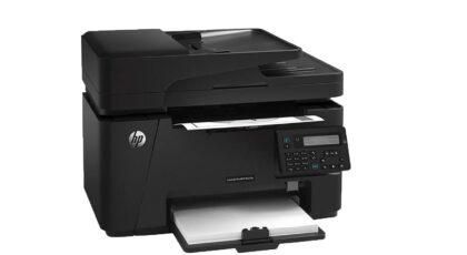 پرینتر چندکاره لیزری اچ پی مدل HP Laserjet pro MFP M127fn