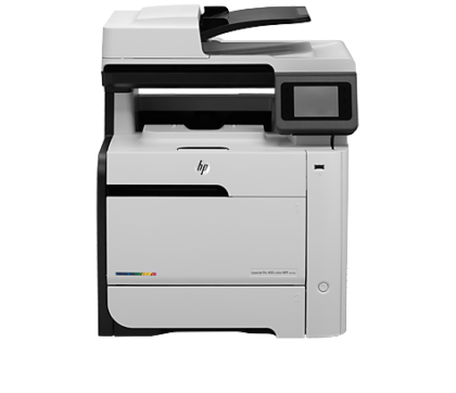 پرینتر چهار کاره رنگی HP LaserJet Pro 400 color MFP M475dw