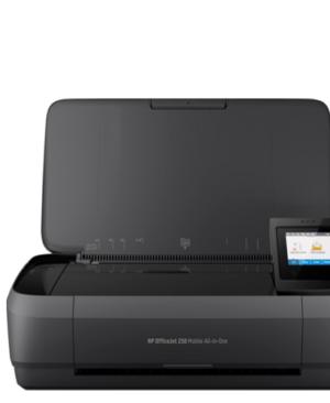 پرينتر سه کاره جوهرافشان اچ پی مدل HP OfficeJet 252 Mobile