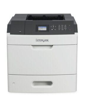پرینتر تک کاره سیاه و سفید لکسمارک مدل Lexmark MS817n