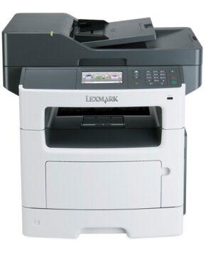 پرینتر چهار کاره سیاه و سفید لیزری لکسمارک مدل Lexmark MX517de
