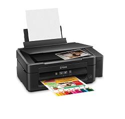 پرينتر سه کاره جوهرافشان رنگی اپسون مدل Epson L360