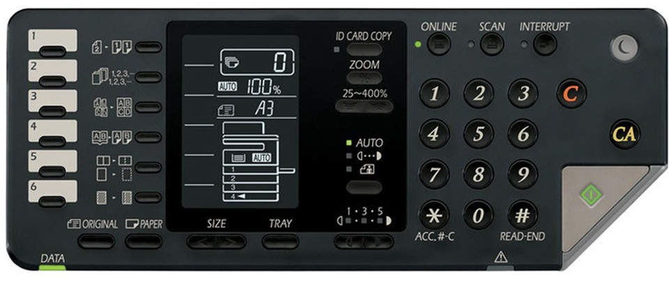Sharp AR X201