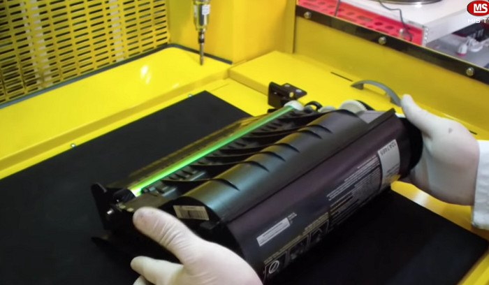 how to refill lexmark cartridges