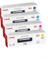 کارتریج لیزری غیراورجینال کانن مدل Canon 716