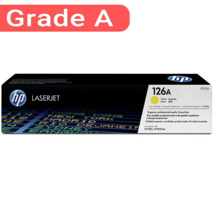 HP 126A 130A GB 1