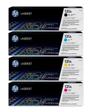 کارتریج لیزری رنگی اچ پی مدل HP 131A