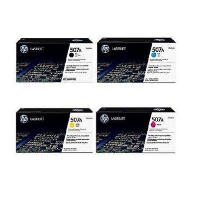 کارتریج ست چهار رنگ غیراورجینال اچ پی مدل HP 507A